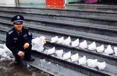 Mientras tanto en China #imagendeldia - Cachicha.com