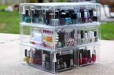 nail Polish Storage Cubes   Nail Polish Storage Cubes