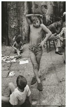 Herbert LIST :: Naples, Italy, 1961
