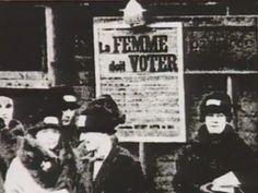 d pliant pour le droit de vote des femmes ann es 1930 bm14 4 2 01 droits de vote des femmes. Black Bedroom Furniture Sets. Home Design Ideas