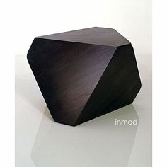 Faceted Stool - Click to enlarge