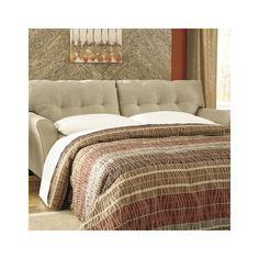 Benchcraft Laryn 84'' Tufted Sleeper Sofa & Reviews | Wayfair