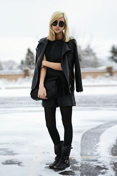 All Black Perfection