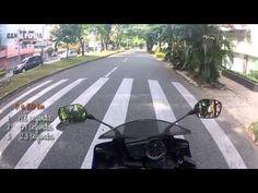 0 a 100 km/h, Yamaha 100 Km, Videos, Yamaha, The 100, Medellin Colombia