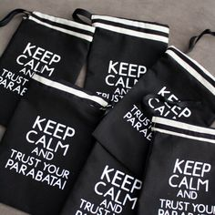 Keep Calm and Trust Your Parabatai Pouch - Shadow Hunter - The Mortal Instruments on Etsy, $10.50