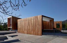 La Dehesa House, Lo Barnechea, Chile by Elton Leniz Arquitectos Asociados.