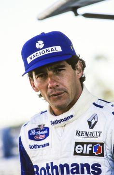 Senna by José Bispo on 500px