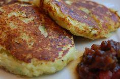 Potato Pancakes.