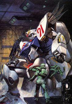 Yoshiyuki Takani - Gundam