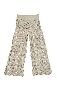 Pants Hand Made Art Beachwear 1635, which was in International Gateways of Mercedes Benz Fashion Week in New York! $551.72
