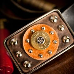 Best Shot Belt Buckle from Suburban Outlaws and Bourbon & Boots