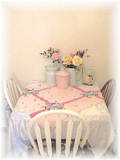 Cottage Kitchen Table