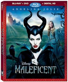 Maleficent Arrives on Blu-ray 11/4