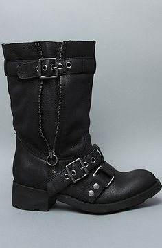 The Storm Boot in Black by Ash Shoes - Stylehive