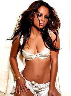 Christina milian lingerie nude 15