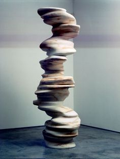 The best time of the day: (an)tony cragg.
