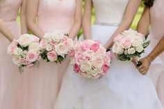 Toronto Wedding with the Prettiest Pink Inspiration