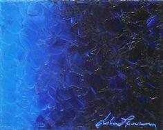 Twilight Triptych III - 8x10 - Original Oil On Canvas