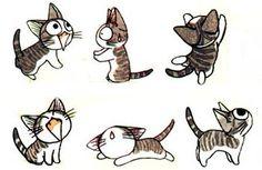 Manga cats http://www.freeredirector.com