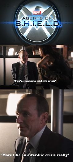 Marvel: Agents of S.H.I.E.L.D.