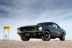 Bullitt Mustang :D
