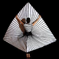 Sonia Biacchi, costume designer, choreographer and founder of Theatre Research Centre in Venice.