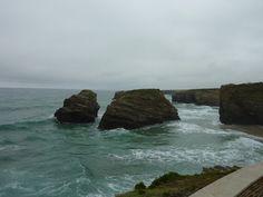 O meu pensamento viaja: Praia das Catedrais
