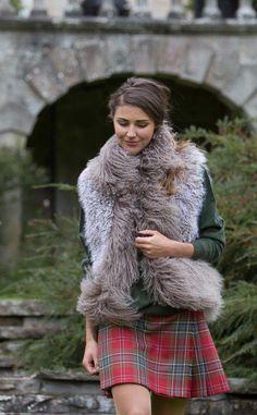 Bespoke Luxury Mini Kilt, tartan