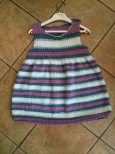 Gorgeous little girls blueberry dress by MakerMouse on Etsy