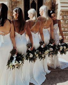Sabo Formal Bridesmaids Edition SaboBridesmaids style wedding is part of Wedding - Wedding Goals, Wedding Tips, Our Wedding, Wedding Photos, Dream Wedding, Wedding Hacks, Wedding Wishes, Italy Wedding, Bridesmaid Dresses