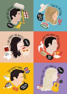 Friends Best Moments, Tv: Friends, Friends Tv Quotes, Friends Scenes, Friends Episodes, Friends Cast, Friends Poster, I Love My Friends, Friends Forever