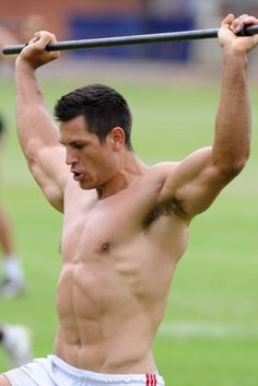 21 Rugby Players That Are So Rucking Hot