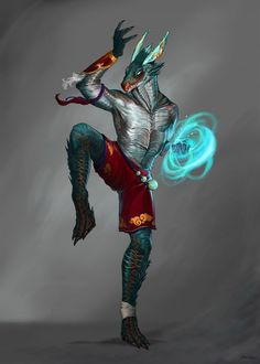 20 Best Draconic humanoid ref images in 2017 | Character