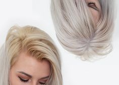 Being blonde isn't always easy. Achieving that perfect tone can sometimes take a lot of time and be costly, not to mention damaging to your hair. Whether you're a natural blonde or you lighten your hair, those yellow, brassy tones can pop up and throw off your whole look.With regrowth, ton