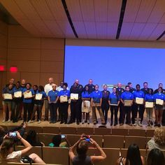 We proudly present the newest graduating class of the @cambridgepolice Youth Police Academy #CambMA #cambridgepolice #CambridgeMA #socialpolicing #policeinthecommunity #Cambridge #CRLS by cambridgepolice August 13 2015 at 08:05PM