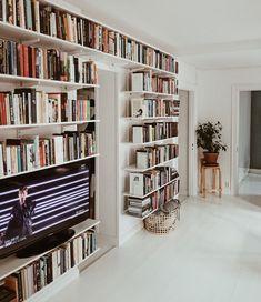 Elfa bookcase.