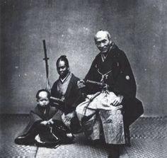 Japan's black history. A very good read.