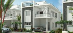 #Elite Villas is a gated community project in around 20+ acres with 150+ #villas. http://www.proppick.com/projects/Elite-Villas