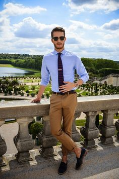 Men's summer inspiration