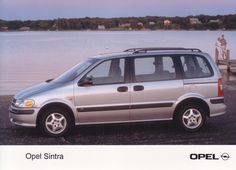 Opel Sintra (Dutch, 1997)
