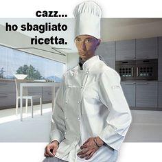 Vignettismo: Toh...un cuoco.