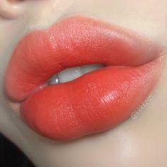Makeup Tricks, Makeup Videos, Cute Makeup, Beauty Makeup, Gorgeous Makeup, Makeup Geek, Makeup Art, Korean Lips, Korean Hair
