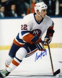 NHL History:  1983 - Mike Bossy (New York Islanders) became the first National Hockey League (NHL) player to score 60 goals in 3 consecutive seasons.    keepinitrealsports.tumblr.com    keepinitrealsports.wordpress.com
