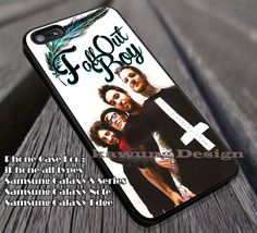 Band FOB Fall Out Boy iPhone 4s 5s 5c 6 6  6s 6s  Case Samsung Galaxy S4/S5/S6/Edge Cases Note 3/4/5 #music #fob ii