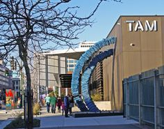 The New Tacoma Art Museum