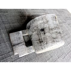 Ceramics / Pottery / cup / grey and silver / Texture / by Ice Grey (Tokyo)