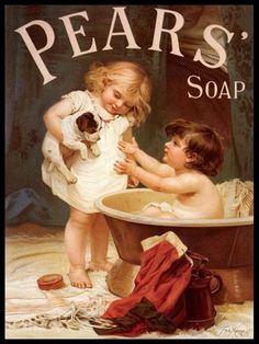 Savon Pears : Plaque décorative rétro en métal représentant le savon Pears. Idéal pour créer une ambiance vintage dans votre intérieur, votre maison, votre salle de bain ou maison de vacances.