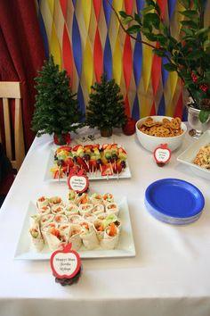 SNL Parties: A Snow White Birthday Party