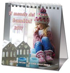 In questo calendario troverete delle splendide fotografie di bambini, che esprimono la gioia e la spensieratezza dell'infanzia. I loro volti sorridenti cattureranno la vostra attenzione. Sotto ogni...
