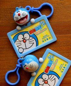 Lovely Doraemon Card Protective Case